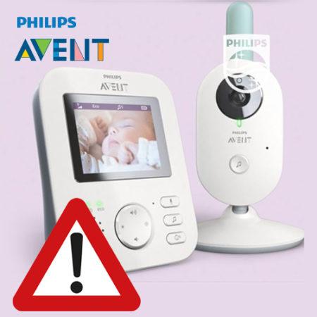Philips Avent Rückruf