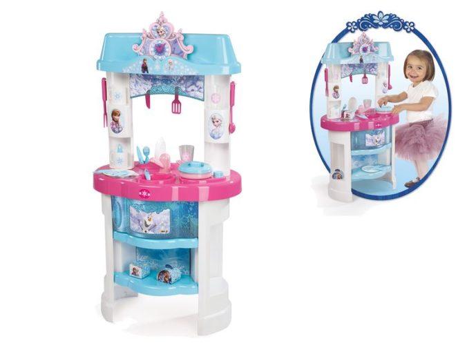 Spielküche fpr Kinder im Frozen Design