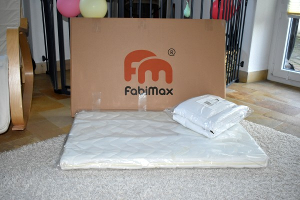 FabiMax 2567 Beistellbett BASIC Lieferumfang