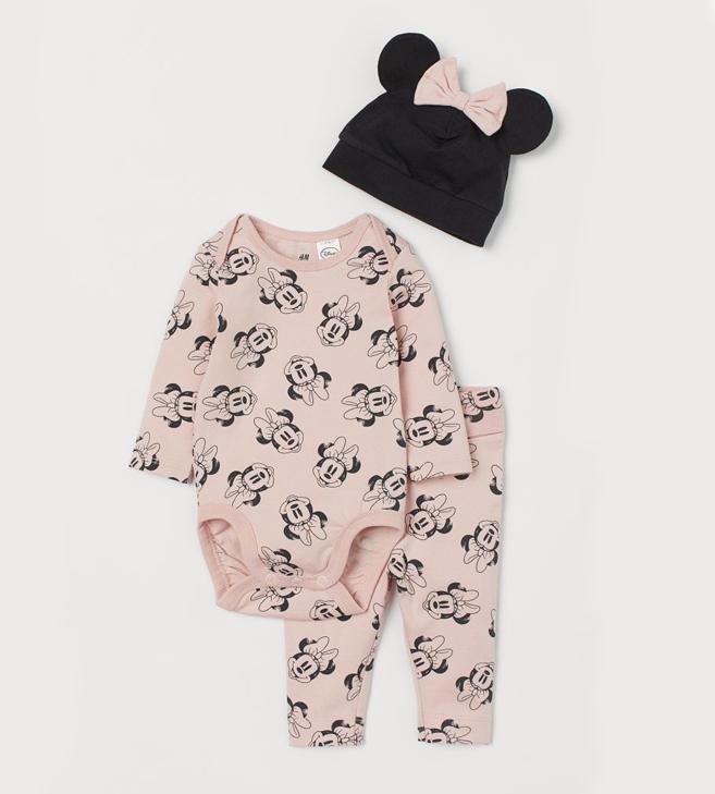 Minnie Mouse 3er Set