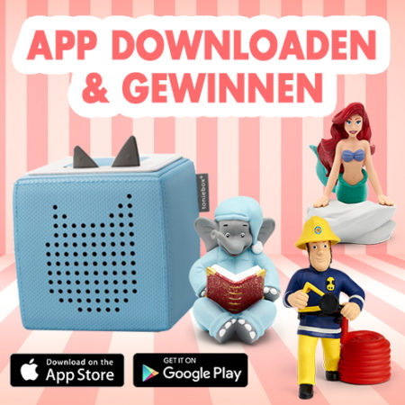 App downloaden und gewinnen