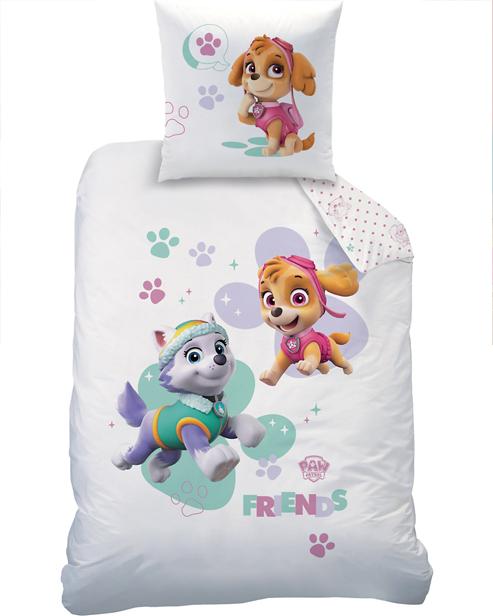 Bettwäsche mit Paw Patrol Motiv für Kinder