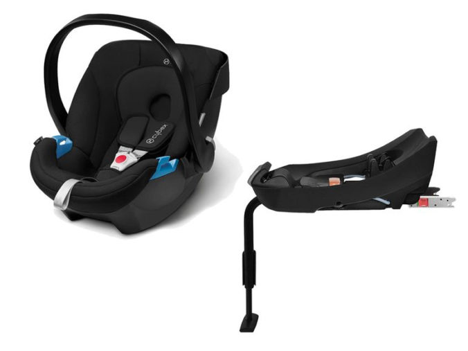 Cybex Babyschale mit Dockingstation