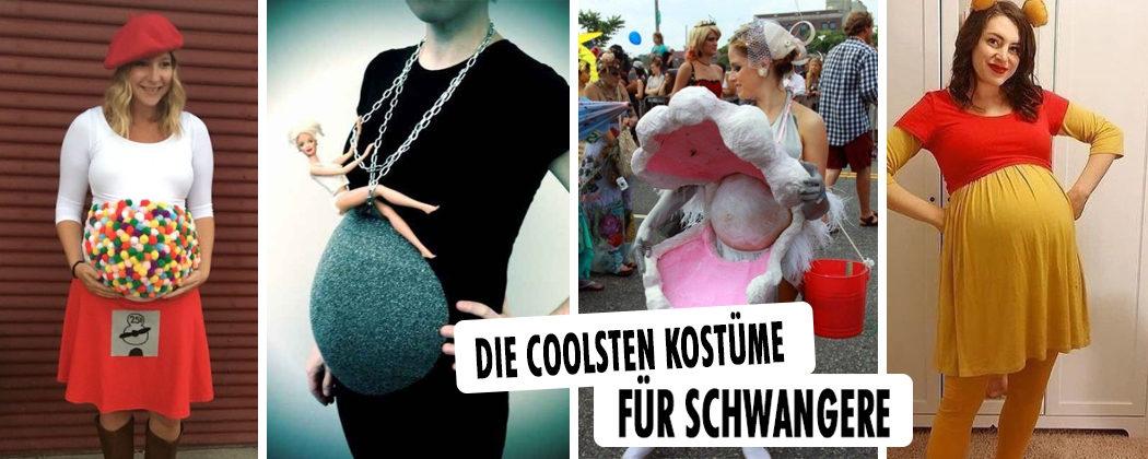 Banner: Die 11 coolsten Kostüme für Schwangere