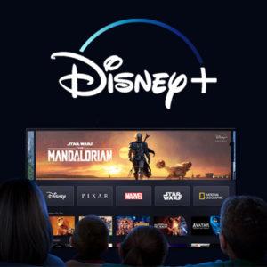 Disney+ schon ab 1,25€ pro Monat – Alternative zu Netflix!