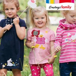 Ernsting's Family: Süße Bauernhof-Prints ab 3,99€