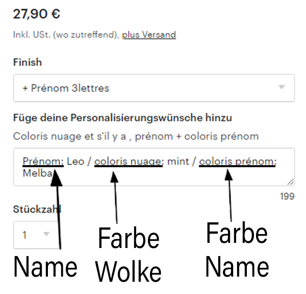 Farbe Name