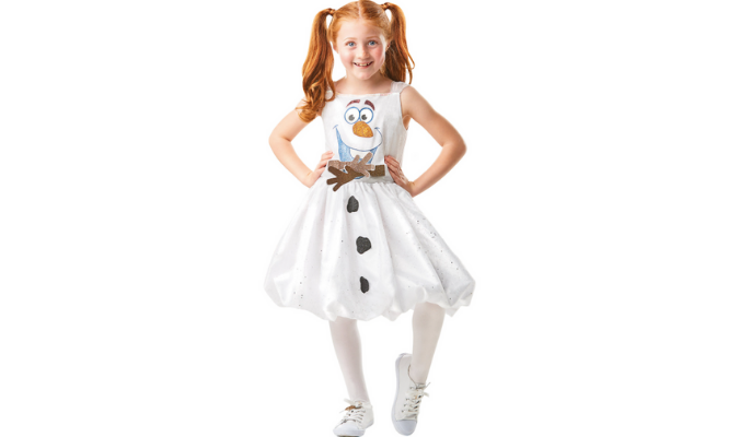 Kostüm Olaf Frozen 2