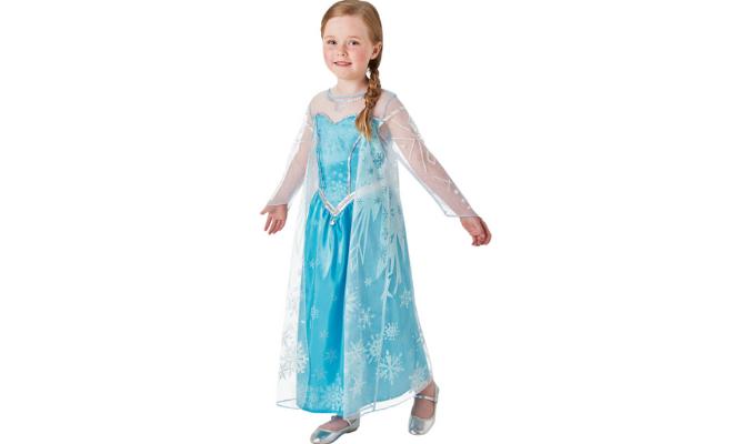 Kostüm Die Eiskönigin Elsa Deluxe