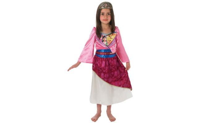 Kostüm Mulan