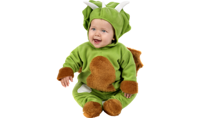 Kostüm Baby-Dino