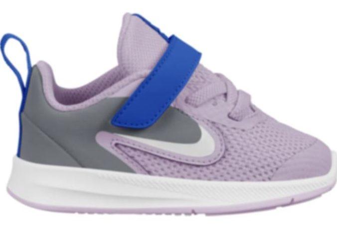 lila Kinderschuhe Sneaker