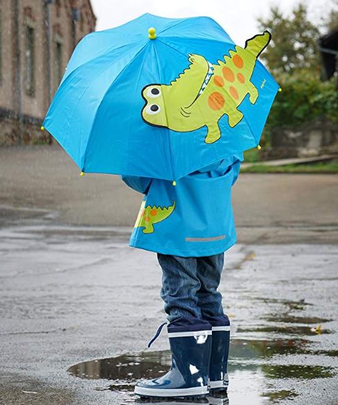 3D-Krokodilschirm für Kinder