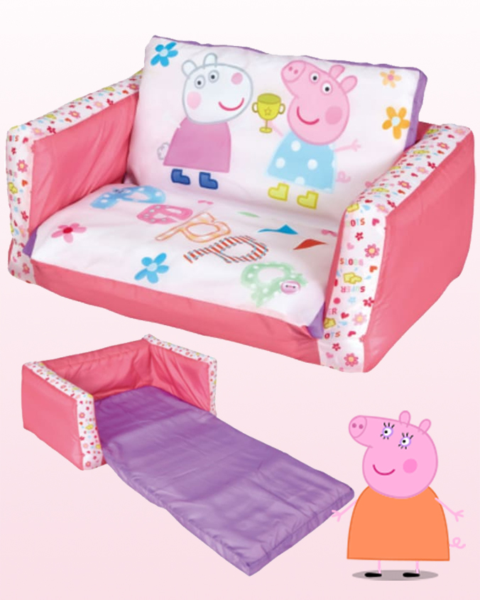 Peppa Wutz Sofa