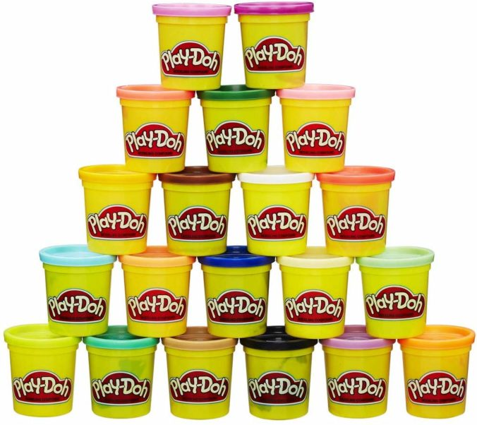 Play-Doh Knete 20 Farben