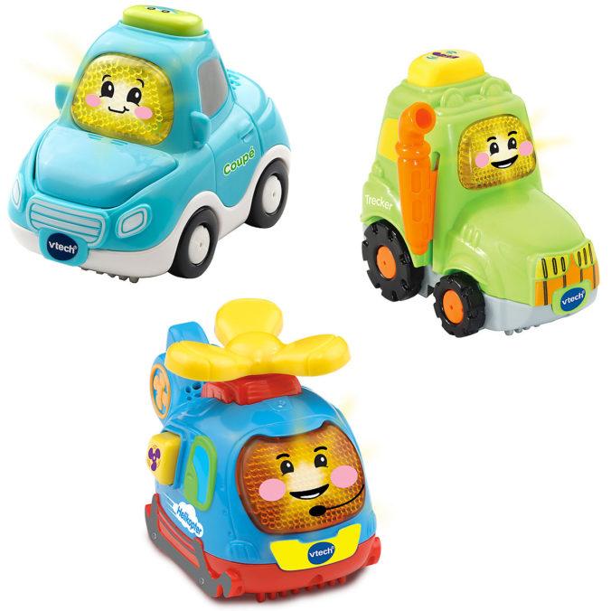Auto, Traktor und Hubschrauber von Tut Tut