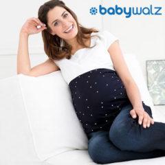 Babywalz bauchband