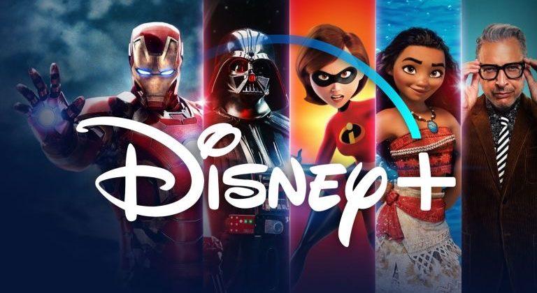 Banner: Disney+: Liste ALLER Filme und Serien