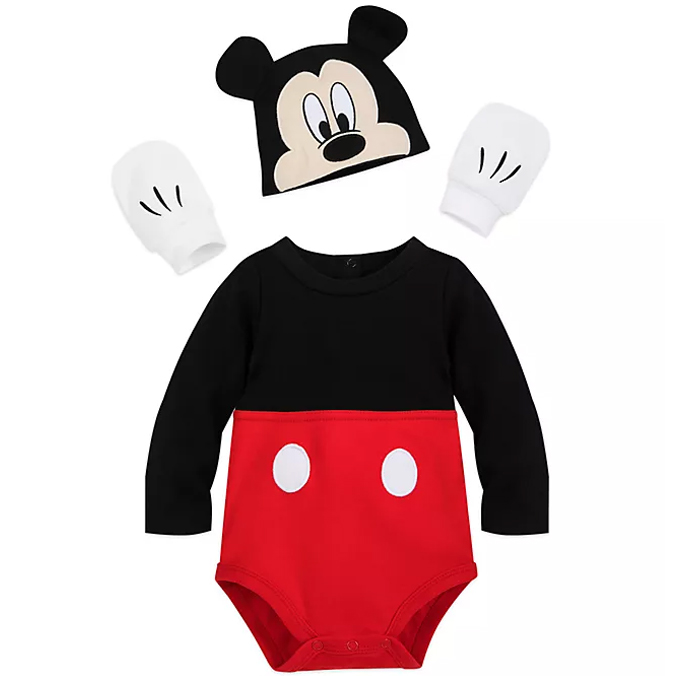Mickey Kostüm