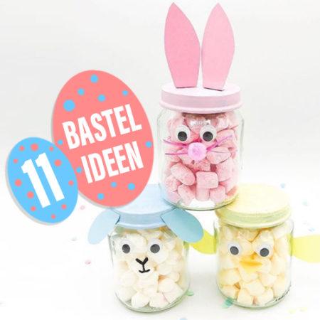 11 Bastelideen für Ostern