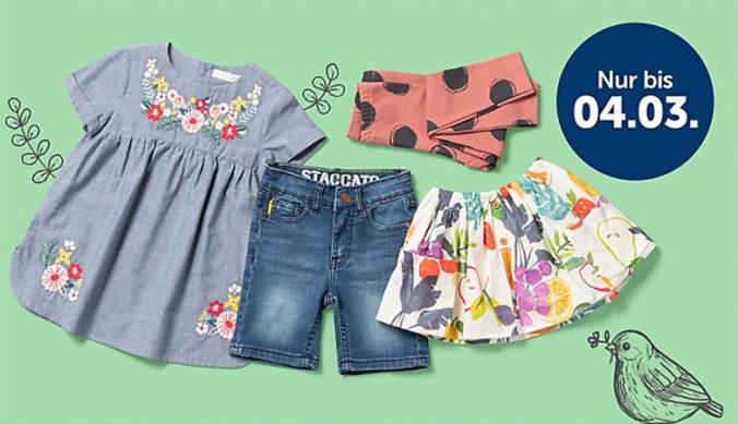 verschiedene Kleider, Röcke usw. für Kinder