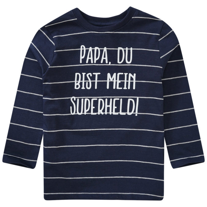 Papa Superheld Ernstings Family