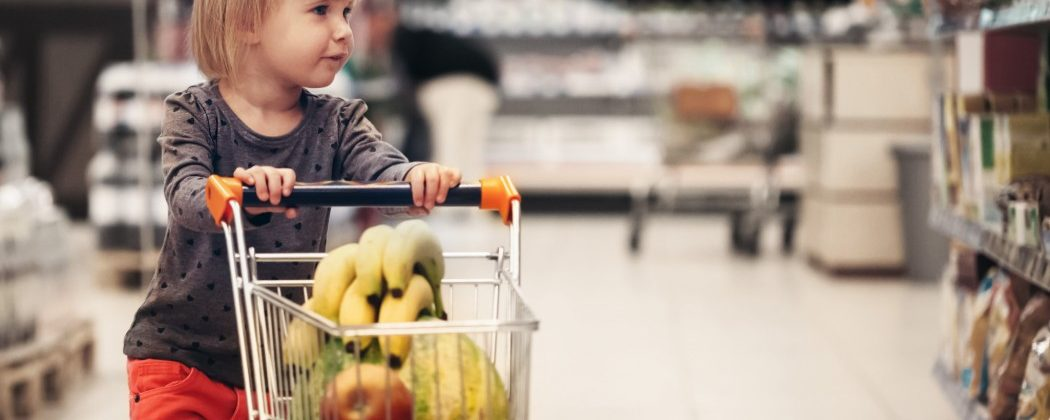Banner: Corona-Krise: Kinder verboten in Hamburger Supermärkten