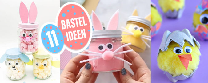 Bastelideen Ostern1