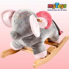 Schaukelelefant fuer Kinder