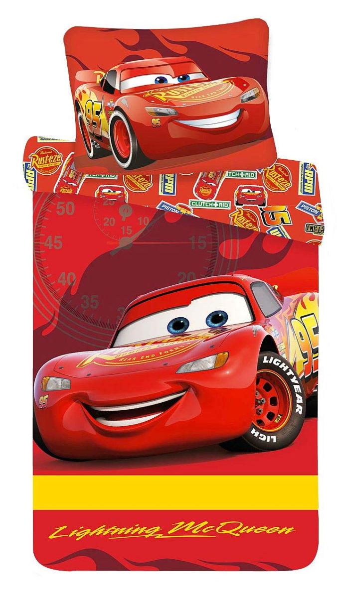 Kinderbettwäsche im Cars Design