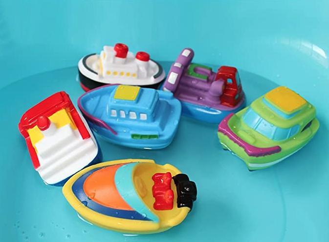 Badefiguren Boote