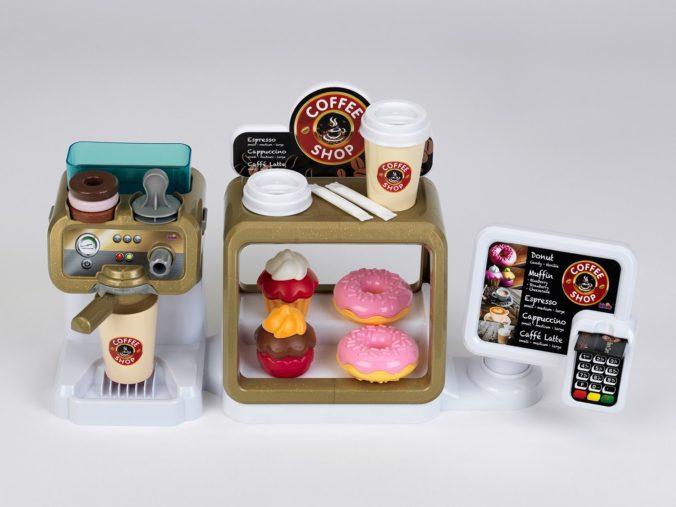 Café Spiele-Set für Kinder
