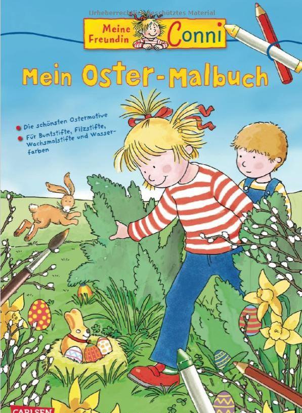 Conni Ostermalbuch