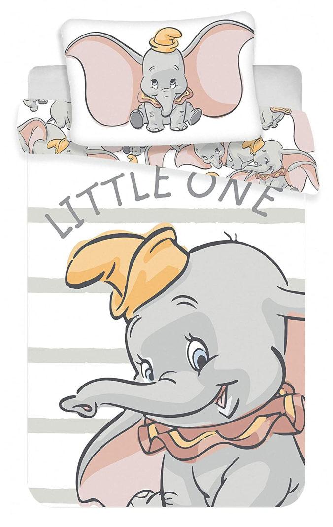 Kinderbettwäsche im Dumbo Design