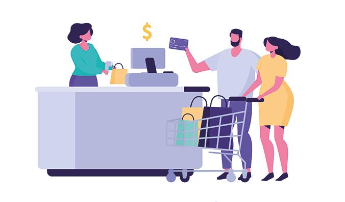 Einkaufverhalten