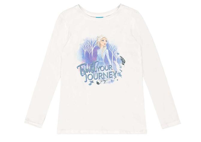 Frozen Langarmshirt für Mädchen