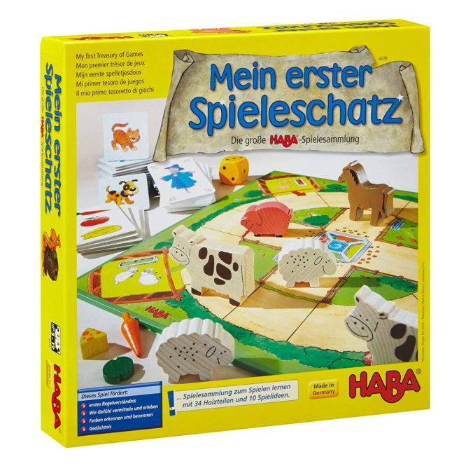 Haba Spielesammlung fuer Kinder