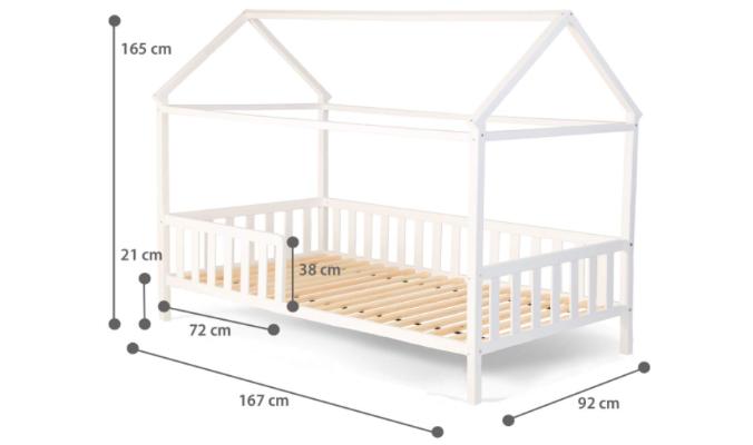 Hausbett Kinder