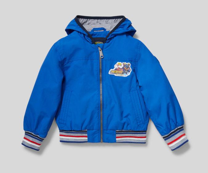 blaue Paw Patrol Jacke für Jungen