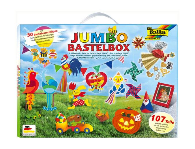 Jumbo Bastelkoffer