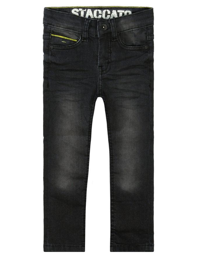 Dunkelgraue Jeans für Jungen