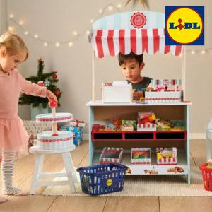 LIDL: Ostergeschenke für Kinder schon ab 3,99€