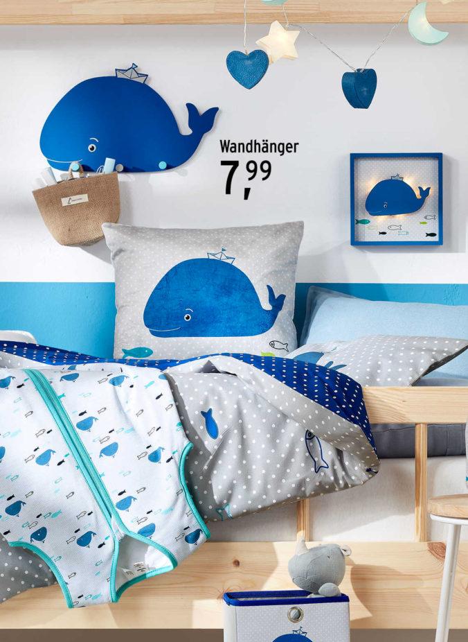 Kinderzimmer mit Waldeko