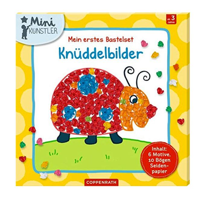 Bastelbuch Knueddelbilder