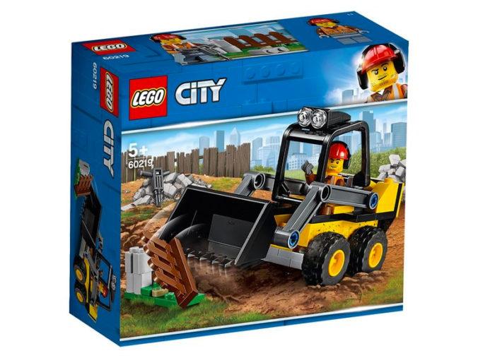 Karton Lego City Frontlader
