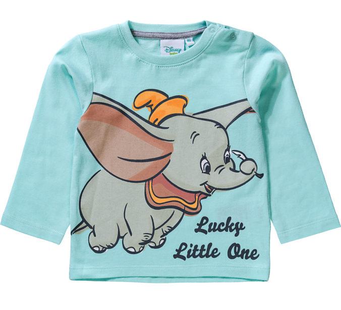 Langarmshirt mit Dumbo-Print für Kinder