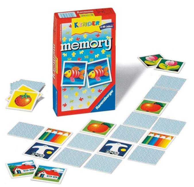 Kinderspiel Memory