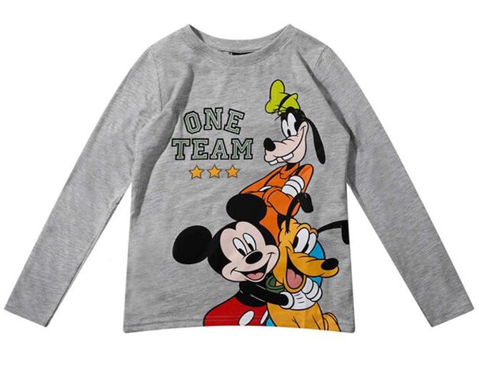 Mickey Mouse Langarmshirt