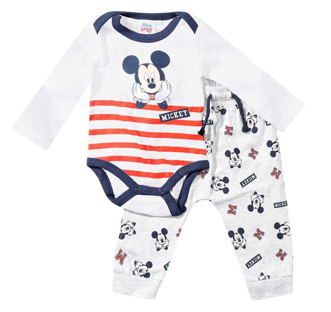 Mickey Mouse New Born Set