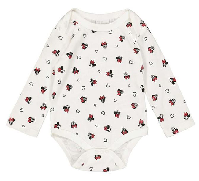 Minnie Mouse Body für Babys
